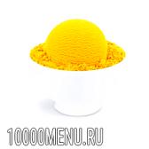 Апельсиновий сорбет і його вживання