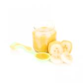 Бананове пюре
