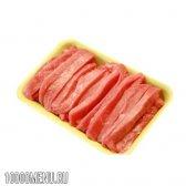 Бефстроганов з свинини