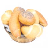 Булочки - калорійність і види. користь і шкода булочок