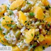 Що таке малагскій салат?