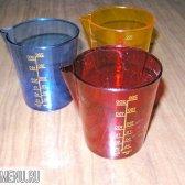 Що таке мірну склянку?