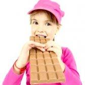 Діти + шоколад = любов