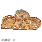 Хліб з сухофруктами. калорійність хліба з сухофруктами
