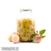 Яблучний компот. калорійність і користь яблучного компоту