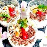 Йогуртниця на кухні