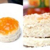 Як приготувати абрикосове тістечко - рецепт