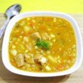 Як приготувати ароматний суп-харчо - рецепт