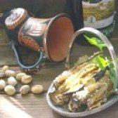 Як приготувати баклажан з сиром під пиво - рецепт