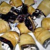 Як приготувати баклажани з сиром - рецепт
