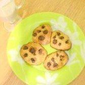 Як приготувати бананово-вівсяне печиво - рецепт