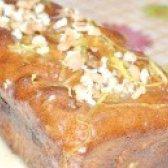 Як приготувати банановий хліб з горіхами - рецепт