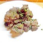 Як приготувати баранину з заправкою з трав - рецепт