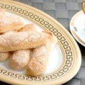 Як приготувати бісквітне печиво савоярді? рецепт
