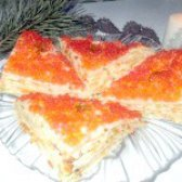 Як приготувати млинцевий торт простий - рецепт