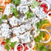 Як приготувати бутербродики з салом і болгарським перцем - рецепт
