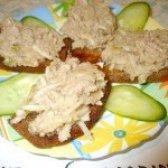 Як приготувати бутерброди з печінкою тріски - рецепт