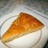 Як приготувати швидкий яблучний пиріг - рецепт