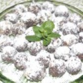Як приготувати десерт морозні трюфелі - рецепт