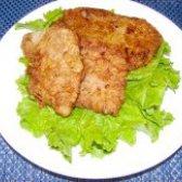 Як приготувати яловичий шніцель в маринаді з картопляного крохмалю - рецепт