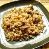 Як приготувати гречку з курячою печінкою в мультиварці - рецепт