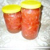 Як приготувати грейпфрутовий желе з яблуком - рецепт
