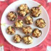 Як приготувати гриби з начинкою в духовці - рецепт
