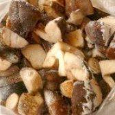 Як приготувати гриби заморожені в свіжому вигляді - рецепт
