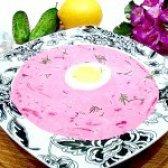 Як приготувати холодний борщ литовський - рецепт