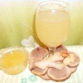 Як приготувати імбирний гарячий лимонад - рецепт