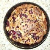 Як приготувати яблучно-брусничну шарлотку - рецепт