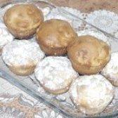 Як приготувати яблучні кекси - рецепт