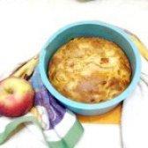 Як приготувати яблучний пиріг на йогурті - рецепт