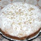 Як приготувати яблучний пиріг з волоськими горіхами - рецепт