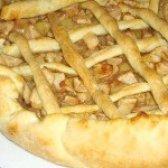 Як приготувати яблучний листковий пиріг з корицею - рецепт