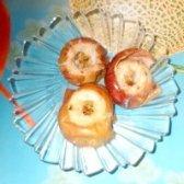 Як приготувати яблука запечені з цукром - рецепт