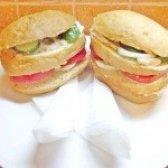 Як приготувати яєчний сендвіч на швидку руку - рецепт