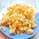 Як приготувати капуста тушкована з яйцем - рецепт