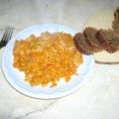 Як приготувати капусту тушковану по-домашньому - рецепт