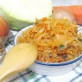Як приготувати капусту тушковану з грибами - рецепт