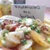 Як приготувати картопля молода з помідорами - рецепт