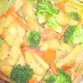 Як приготувати картоплю з брокколі - рецепт