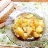 Як приготувати картоплю з овочами на салі - рецепт