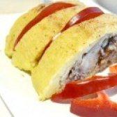 Як приготувати картопляний рулет з м'ясом і грибами - рецепт