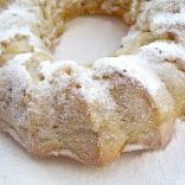 Як приготувати кекс з яблуками - рецепт
