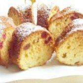 Як приготувати кекс з в'яленою вишнею - рецепт