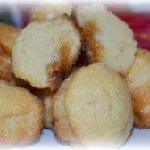 Як приготувати кекси киць-киць з цукеркою ірискою - рецепт