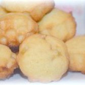 Як приготувати кекси з кавуновими цукатами - рецепт