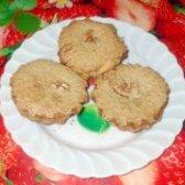 Як приготувати кекси з горіховою начинкою - рецепт