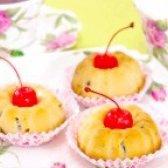 Як приготувати кекси з ряжанкою - рецепт